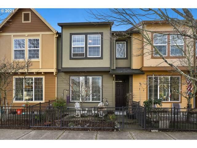 1140 SE Alika Ave, Hillsboro, OR 97123 (MLS #21230697) :: Fox Real Estate Group