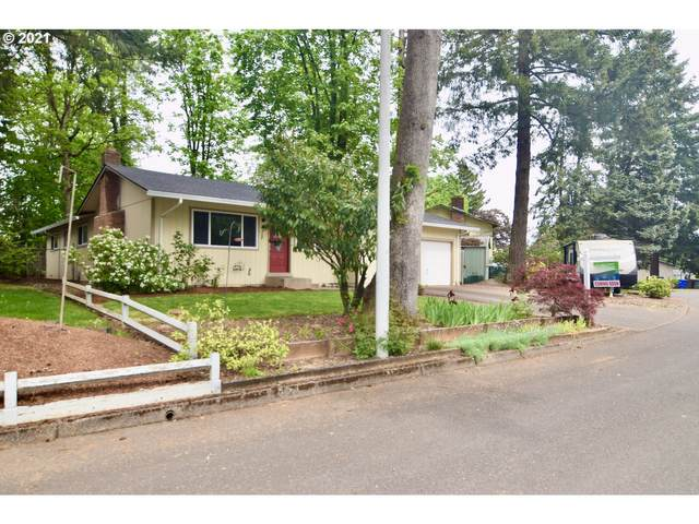 19340 Whitney Ln, Oregon City, OR 97045 (MLS #21230712) :: Fox Real Estate Group
