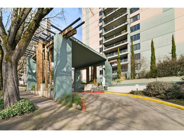 111 SW Harrison St 7G, Portland, OR 97201 (MLS #21230770) :: Townsend Jarvis Group Real Estate
