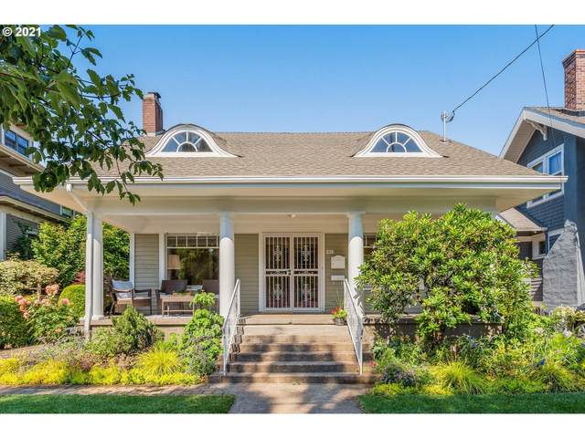 1817 NE 50TH Ave, Portland, OR 97213 (MLS #21230943) :: Townsend Jarvis Group Real Estate