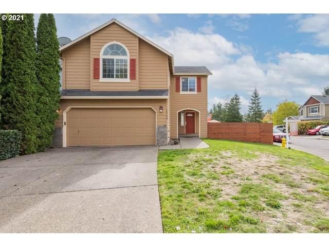 14792 NW Glacier Ln, Beaverton, OR 97006 (MLS #21231083) :: Premiere Property Group LLC