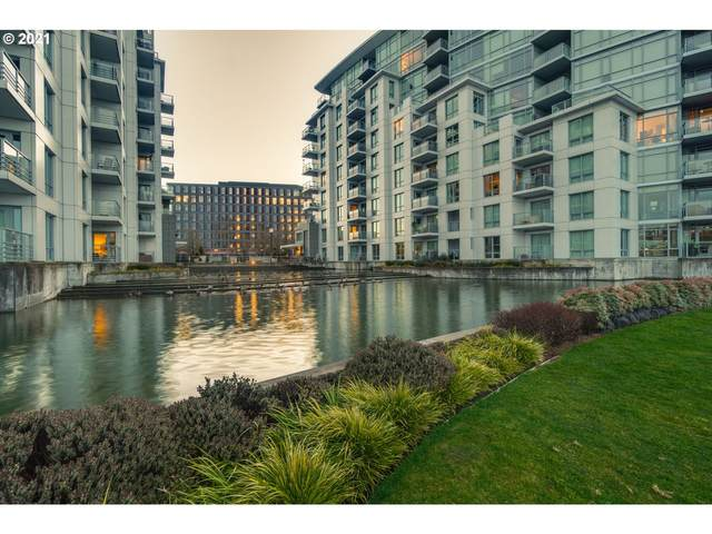 1310 NW Naito Pkwy #508, Portland, OR 97209 (MLS #21231604) :: McKillion Real Estate Group