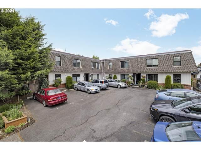 8065 N Ivanhoe St #2, Portland, OR 97203 (MLS #21231637) :: Lux Properties
