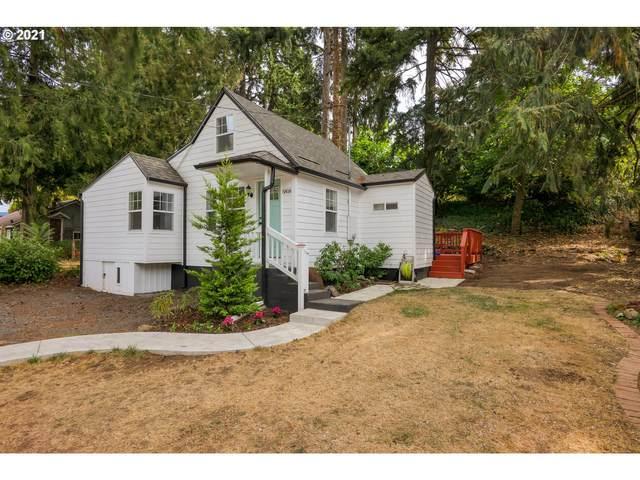 5808 SE Willow St, Milwaukie, OR 97222 (MLS #21232132) :: Stellar Realty Northwest