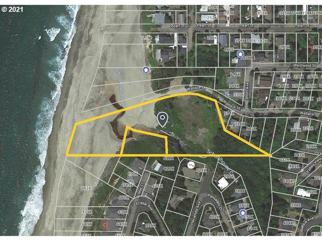 300 Blk Wallace St, Gleneden Beach, OR 97388 (MLS #21232508) :: The Liu Group