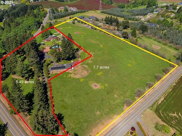 22345 SW Chapman Rd, Sherwood, OR 97140 (MLS #21232783) :: Stellar Realty Northwest