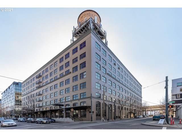 1420 NW Lovejoy St #332, Portland, OR 97209 (MLS #21232825) :: Lux Properties