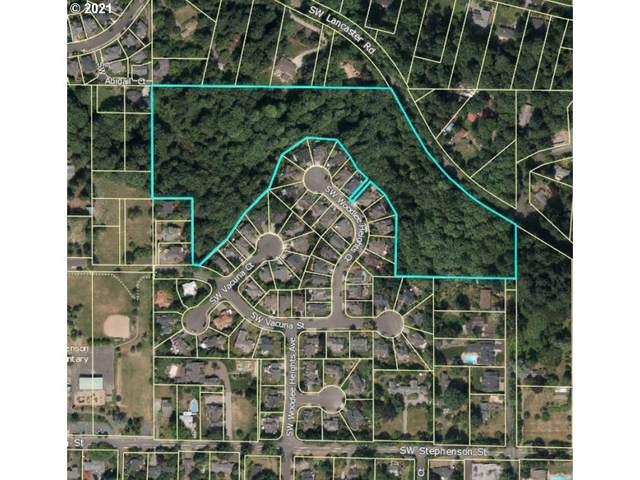 SW Lancaster Rd, Portland, OR 97219 (MLS #21232827) :: Fox Real Estate Group