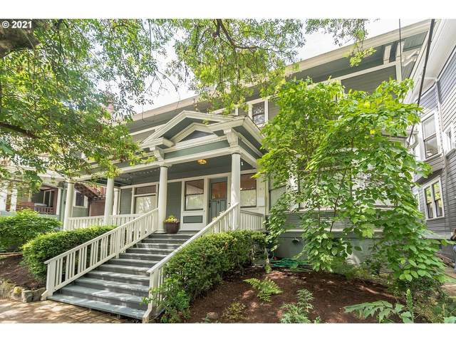 615 NW 22ND Ave, Portland, OR 97210 (MLS #21232997) :: Townsend Jarvis Group Real Estate