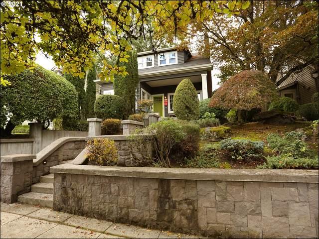 4328 SE Ash St, Portland, OR 97215 (MLS #21233069) :: Song Real Estate