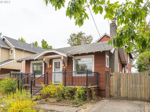 3740 NE 75TH Ave, Portland, OR 97213 (MLS #21233212) :: McKillion Real Estate Group