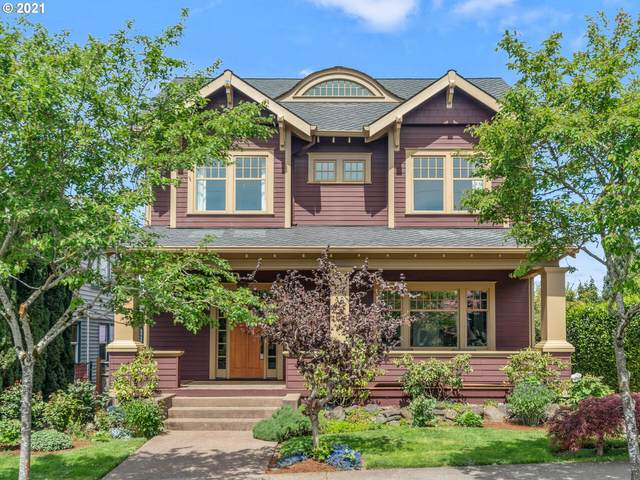 5645 SE Morrison St, Portland, OR 97215 (MLS #21233227) :: Duncan Real Estate Group