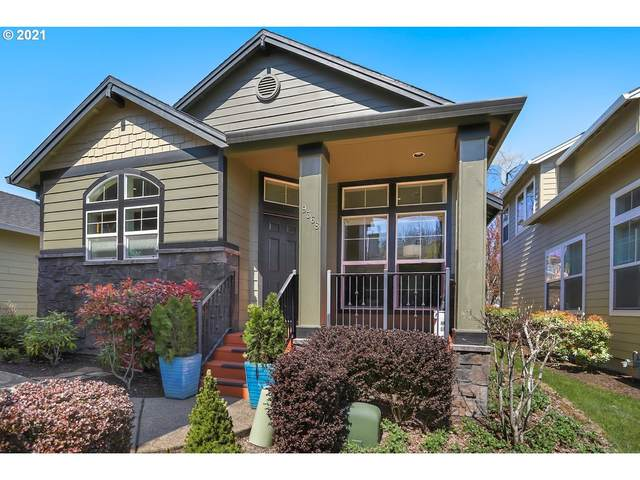 9368 SW Coral St, Tigard, OR 97223 (MLS #21233240) :: TK Real Estate Group