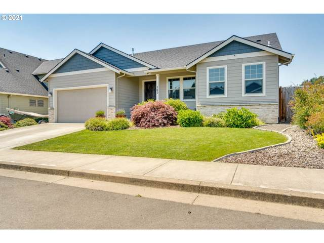 160 S Quince St, Yamhill, OR 97148 (MLS #21233340) :: Brantley Christianson Real Estate