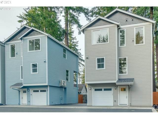 12673 SE Lydia Ct, Portland, OR 97236 (MLS #21233648) :: Stellar Realty Northwest
