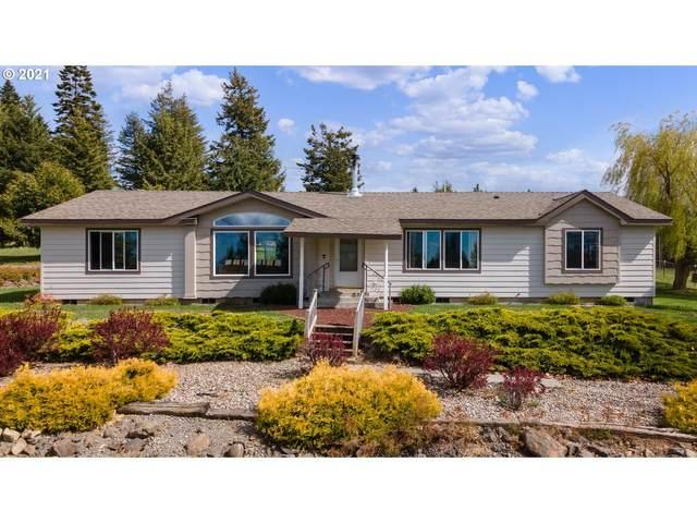 57240 Hwy 204, Weston, OR 97886 (MLS #21233764) :: Fox Real Estate Group