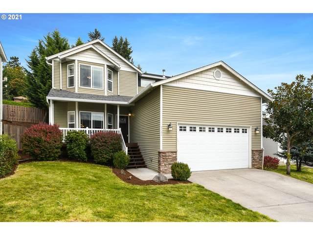 3704 NE 98TH St, Vancouver, WA 98665 (MLS #21233974) :: Premiere Property Group LLC
