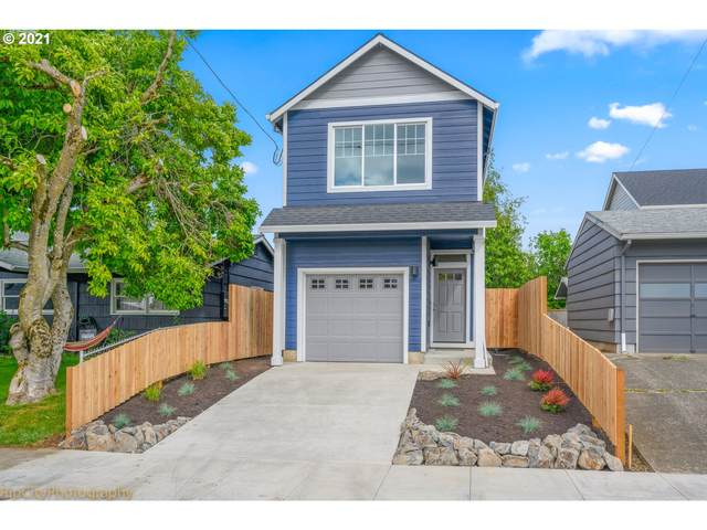 9018 N Allegheny Ave, Portland, OR 97203 (MLS #21233993) :: Cano Real Estate