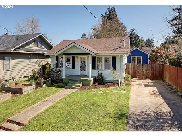 7228 N Villard Ave, Portland, OR 97217 (MLS #21234060) :: Beach Loop Realty