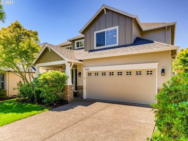 5745 NE Farnham St, Hillsboro, OR 97124 (MLS #21234128) :: Brantley Christianson Real Estate