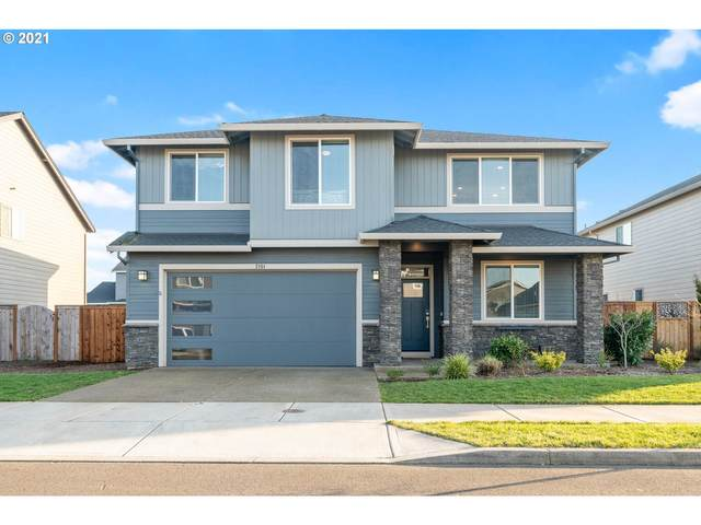 2151 SE 10TH Pl, Canby, OR 97013 (MLS #21234577) :: Stellar Realty Northwest