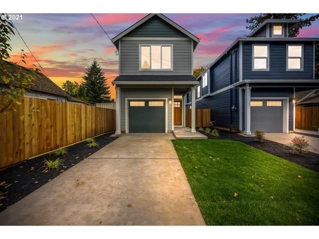 7639 N Edison St, Portland, OR 97203 (MLS #21234584) :: Fox Real Estate Group