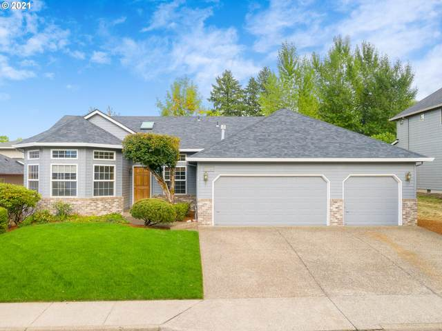142 NW 152ND Ave, Beaverton, OR 97006 (MLS #21234660) :: Townsend Jarvis Group Real Estate