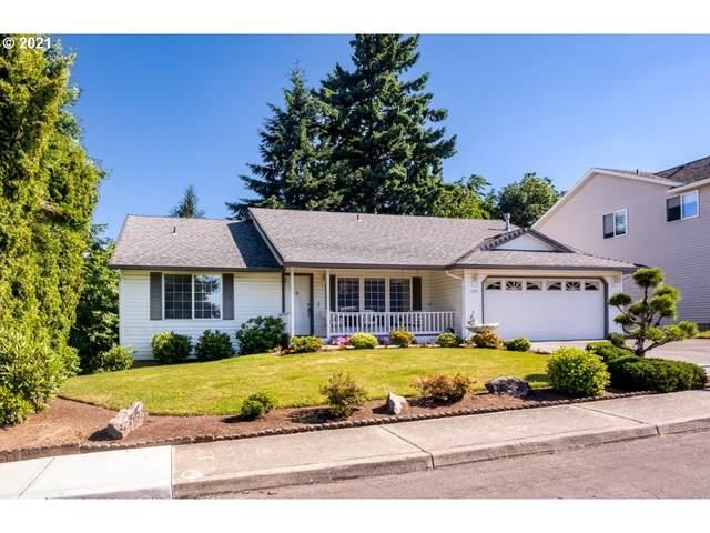 1614 NE 70TH St, Vancouver, WA 98665 (MLS #21234674) :: Cano Real Estate