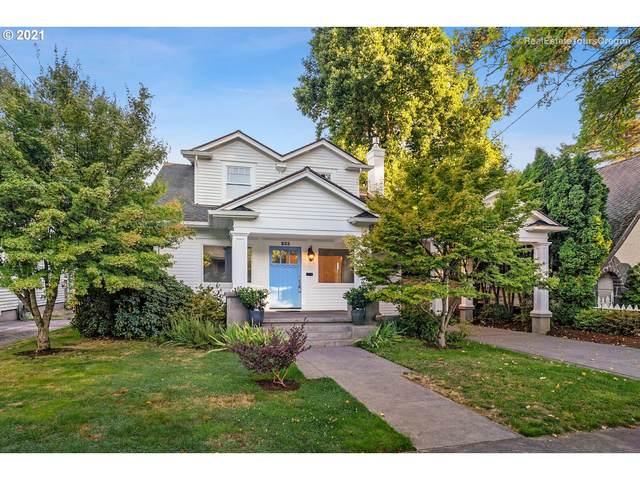 933 NE Hazelfern Pl, Portland, OR 97232 (MLS #21234771) :: Brantley Christianson Real Estate