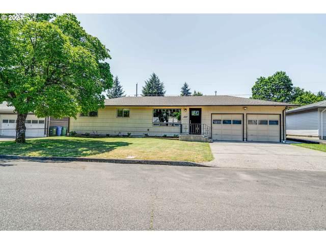 1337 SE 151ST Ave, Portland, OR 97233 (MLS #21235223) :: McKillion Real Estate Group