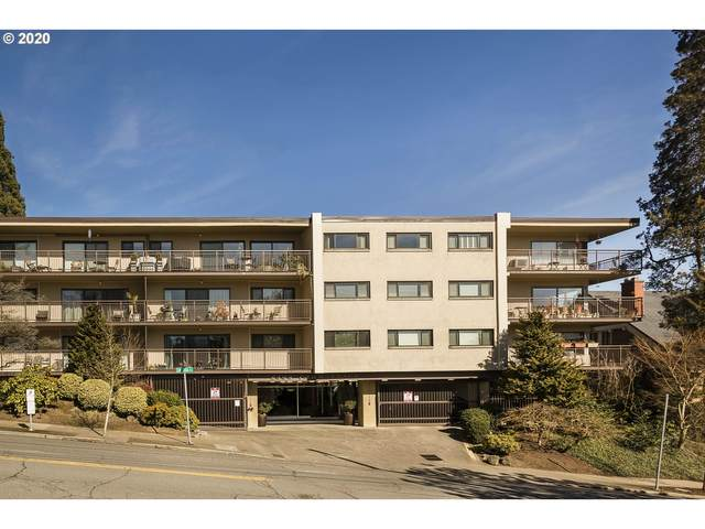 2393 SW Park Pl #110, Portland, OR 97205 (MLS #21235261) :: Next Home Realty Connection