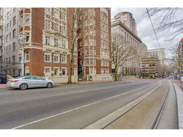 1209 SW 6TH Ave #406, Portland, OR 97204 (MLS #21235557) :: Holdhusen Real Estate Group