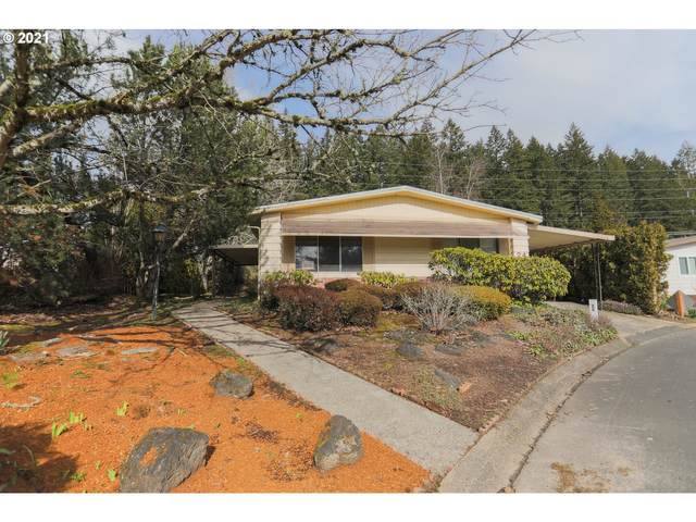 100 SW 195TH Ave #24, Beaverton, OR 97006 (MLS #21235573) :: Next Home Realty Connection