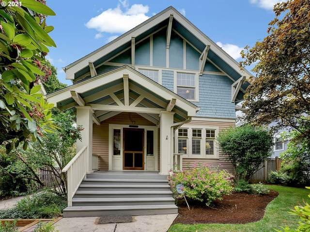 2518 NE 24TH Ave, Portland, OR 97212 (MLS #21235790) :: Real Tour Property Group