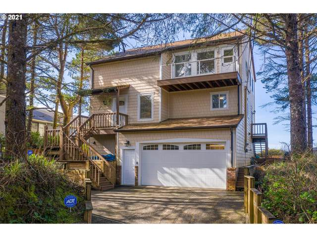 1661 SW Coast Ave, Lincoln City, OR 97367 (MLS #21235905) :: Beach Loop Realty