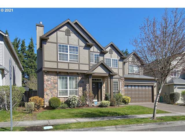3828 NW Mortensen Ter, Portland, OR 97229 (MLS #21235968) :: Next Home Realty Connection
