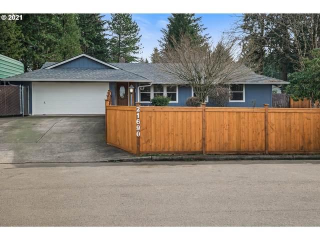 21690 S Lee Dr, Oregon City, OR 97045 (MLS #21236283) :: TK Real Estate Group