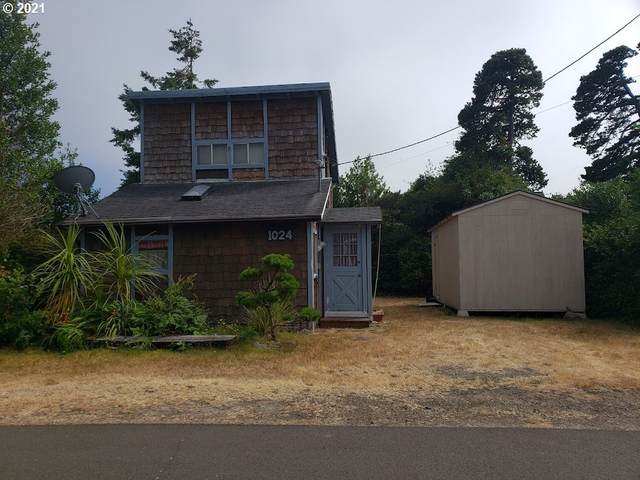 1024 SW 65TH St, Lincoln City, OR 97367 (MLS #21236436) :: Holdhusen Real Estate Group