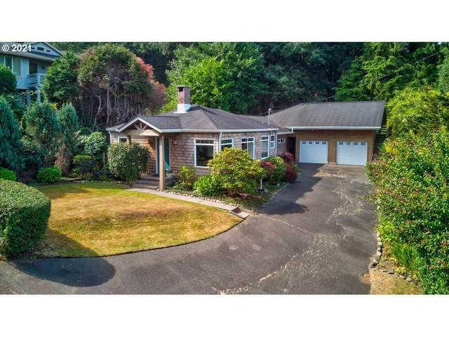 331 Sunset Blvd, Cannon Beach, OR 97110 (MLS #21236487) :: The Liu Group