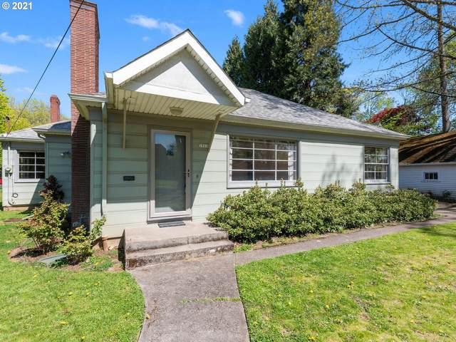 3511 SE Rex St, Portland, OR 97202 (MLS #21236539) :: Stellar Realty Northwest