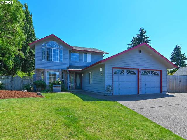 430 67TH St, Springfield, OR 97478 (MLS #21236614) :: Brantley Christianson Real Estate
