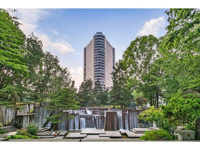 1500 SW 5TH Ave #2001, Portland, OR 97201 (MLS #21236670) :: Townsend Jarvis Group Real Estate