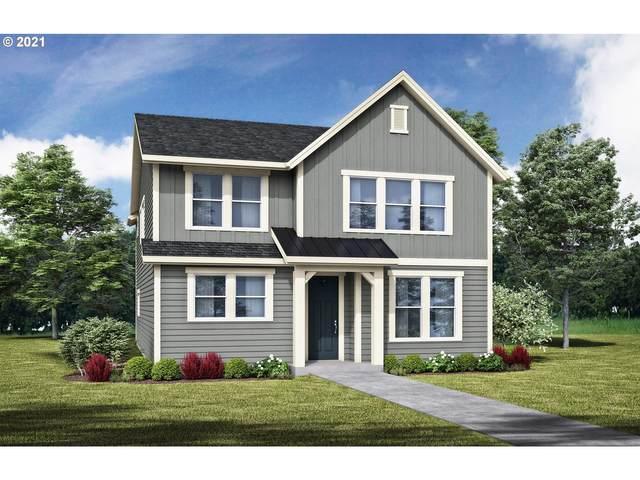 3996 SE 78th Ave, Hillsboro, OR 97123 (MLS #21236778) :: Keller Williams Portland Central