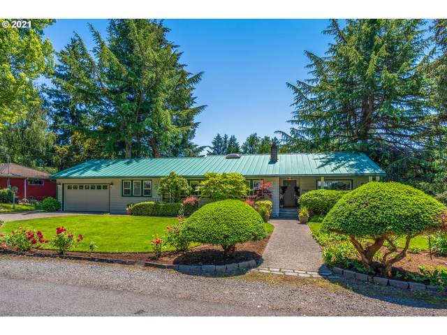 6656 SW Peyton Rd, Portland, OR 97223 (MLS #21236918) :: Next Home Realty Connection