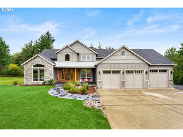 18007 S Bogynski Rd, Oregon City, OR 97045 (MLS #21237192) :: Stellar Realty Northwest