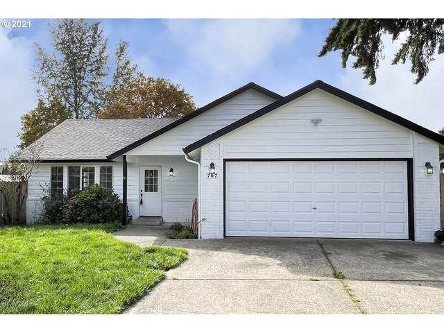 707 NE 3RD Way, Battle Ground, WA 98604 (MLS #21237207) :: Fox Real Estate Group
