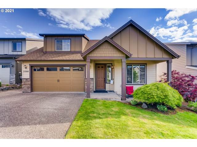 2260 Heather Way, Forest Grove, OR 97116 (MLS #21237262) :: The Pacific Group