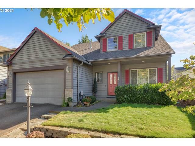 2582 NE Charlois Dr, Hillsboro, OR 97124 (MLS #21237416) :: Holdhusen Real Estate Group