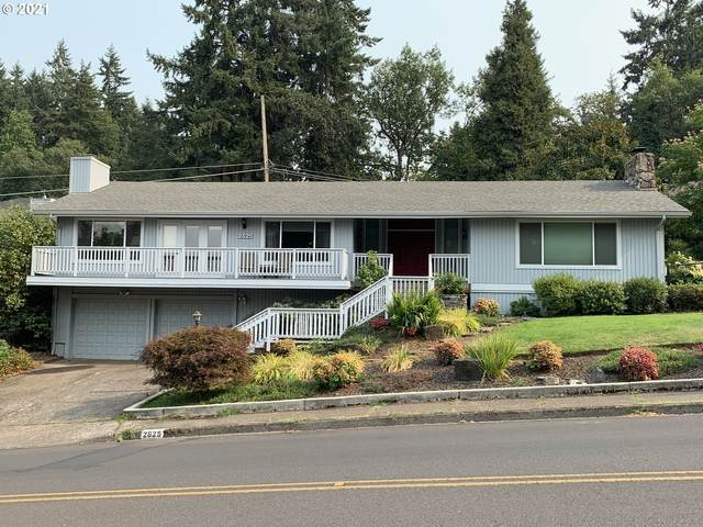 2625 City View St, Eugene, OR 97405 (MLS #21237504) :: Lux Properties