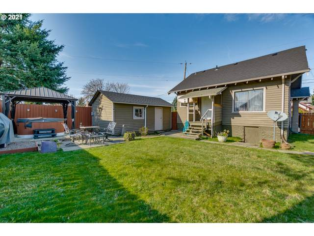 6916 SE Woodstock Blvd, Portland, OR 97206 (MLS #21237689) :: Duncan Real Estate Group